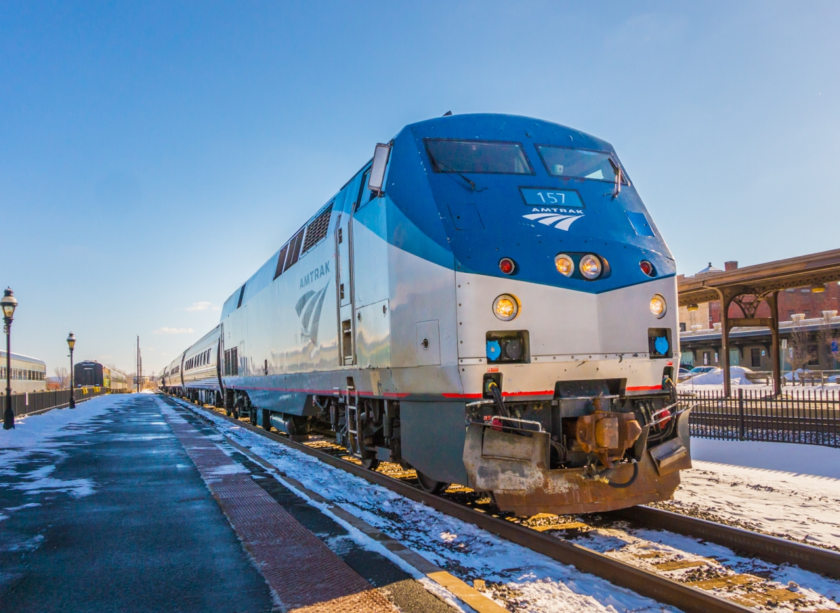 Amtrak Is The Best Way To See Urban New York.  Here's Why.