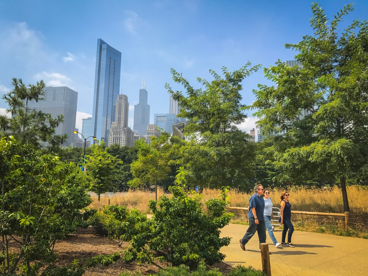 Chicago's Commitment to Public Space in Photos